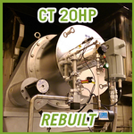Brooks CTI-Cryogenics Cryo-Torr 20HP Vacuum Cryopump - REBUILT