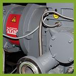 Edwards GV260 DRYSTAR Dry Vacuum Pump - REBUILT