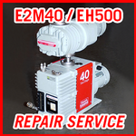 Edwards E2M40 / EH500 - REPAIR SERVICE