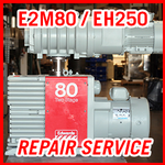 Edwards E2M80 / EH250 - REPAIR SERVICE