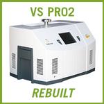 Agilent VS PR02 Portable Helium Leak Detector - REBUILT