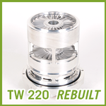 Leybold Vacuum TURBOVAC TW 220/150/15 Turbo Pump - REBUILT