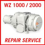 BUSCH Panda WZ 1000 A / 2000 B - REPAIR SERVICE