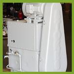 "Edwards Stokes 412H-11 Microvac Piston Vacuum Pump 4"" - REBUILT"
