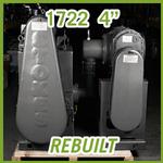 "Edwards Stokes 1722 Vacuum Blower System 4"" - REBUILT"
