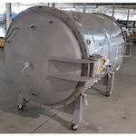 "Stainless Steel Vacuum Chamber 60 x 84"""