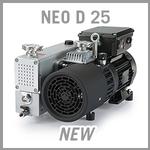 Leybold SOGEVAC NEO D 25 Vacuum Pump - NEW