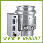Leybold TURBOVAC MAG W 600 iP Turbo Vacuum Pump - REBUILT