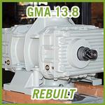AERZEN GMA 13.8 HV Vacuum Blower - REBUILT