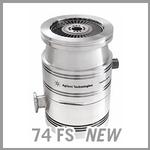 Agilent TwisTorr 74 FS Turbo Vacuum Pump - NEW