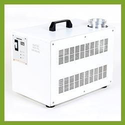 Adixen Alcatel DRYTEL 34 Turbo Vacuum Pump System