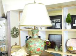 Chinese Lamp form Wildwood