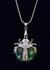 Ladybug Shell Necklace