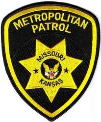 Kansas Metropolitan Patrol Patch (MO)