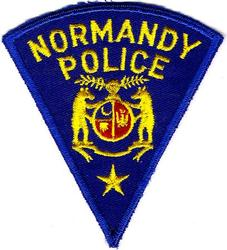Normandy Police Patch (MO)