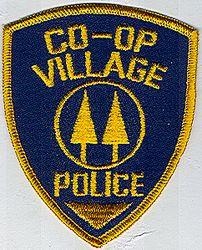 Co-op Village Police Patch (NY)
