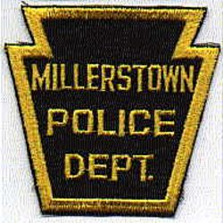 Millerstown Police Patch (PA)