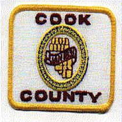 Cook Co. Police Patch (IL)