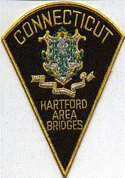 Hartford Area Bridges Patch (green) (CT)