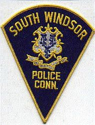 South Windsor Police Patch (CT)