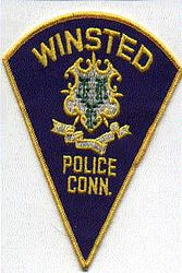 Winsted Police Patch (CT)