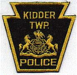 Kidder Twp. Police Patch (PA)