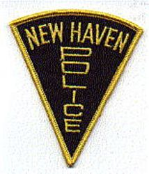 New Haven Police Patch (PA)