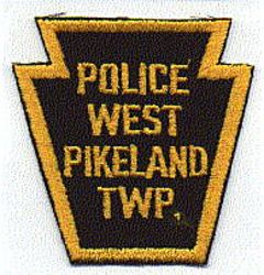 West Pikeland Twp. Police Patch (PA)
