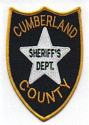 Misc: Cumberland Co. Sheriffs Dept Patch