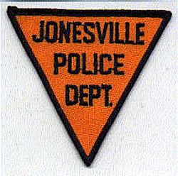 Jonesville Police Patch (VA)