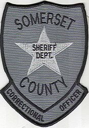 Sheriff: NJ, Somerset Co. Sheriffs Dept. Correctional Officer