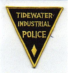 Misc: Tidewater Industrial Police Patch