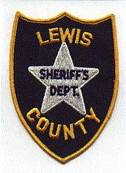 Misc: Lewis Co. Sheriffs Dept. Patch
