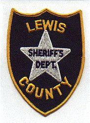 Misc: Lewis Co. Sheriffs Dept. Patch