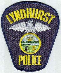 Lyndhurst Police Patch (OH)
