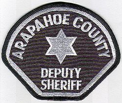 Sheriff: CO, Arapahoe Co. Deputy Sheriff Patch