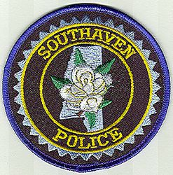 Southaven Police Patch (MS)