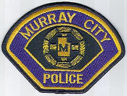 Murray City Police Patch (UT)