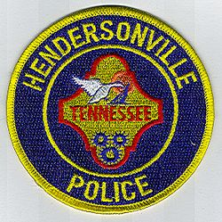 Hendersonville Police Patch (TN)