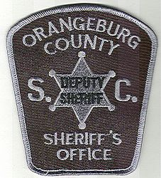 Sheriff: SC. Orangeburg Co. Deputy Sheriff-SWAT Patch