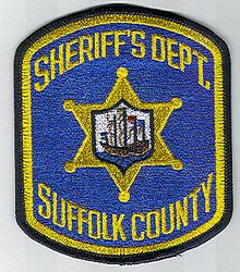 Sheriff: MA, Suffolk Co. Sheriffs Dept. Patch