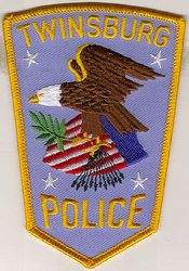 Twinsburg Police Patch (OH)