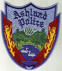 Ashland Police Patch (CO)