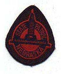 State: NE, State Patrol Patch (cap size)