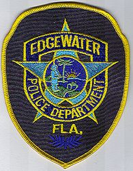 Edgewater Police Patch (FL)