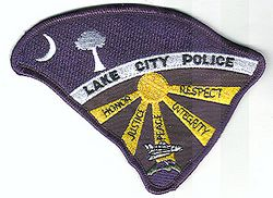 Lake City Police Patch (SC)