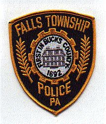 Falls Twp. Police Patch (PA)