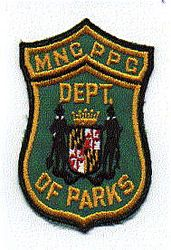 Park: MD, MNC PPC Dept. of Parks Patch