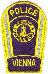 Vienna Police Patch (VA)
