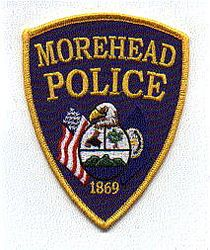 Morehead 1869 Police Patch (KY)